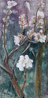 Almond Monavale - oil on canvas by Astrid Nielsch