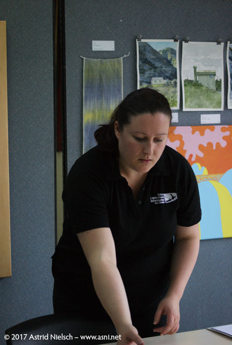 Setting up the Wairarapa Art Sale</a> at the Featherston Community Centre