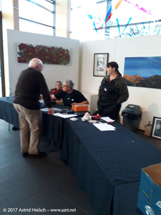 The Big Wai Art sale Carterton, Wairarapa