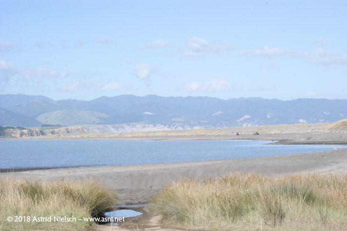 Easter Day at Onoke Spit, Wairarapa