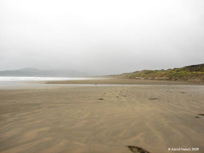 photo: Catlins beach