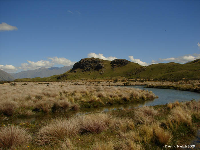 photo: Mt Sunday aka Edoras