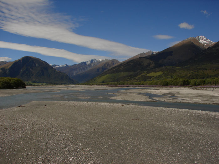 photo: South Island riverscape