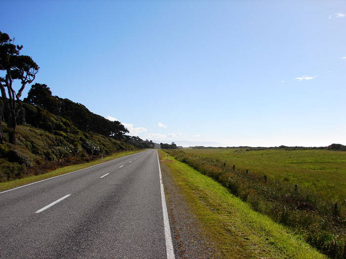 photo: West Coast Highway, looking south