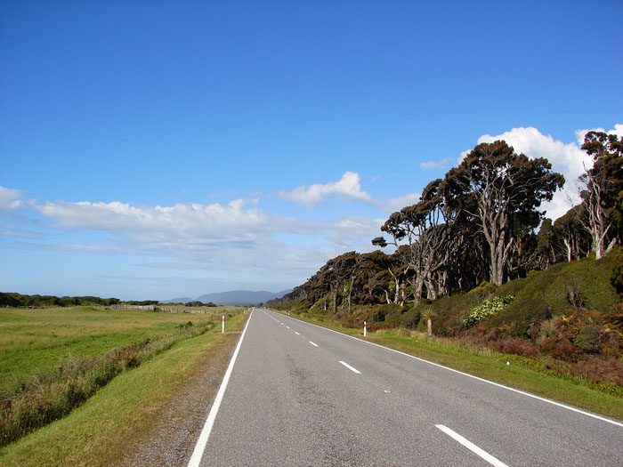photo: West Coast Highway, looking north