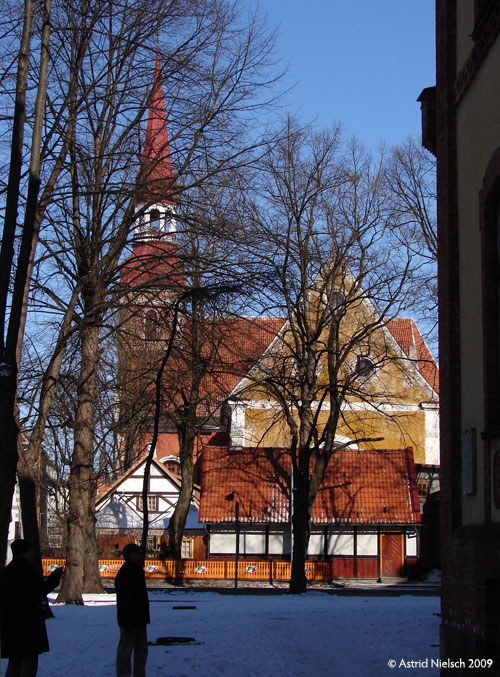 photo: Pärnu: Lutheran church