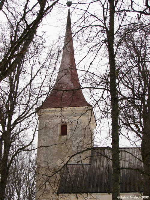 photo: village church