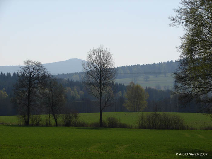 Bavaria: weathertop mountain