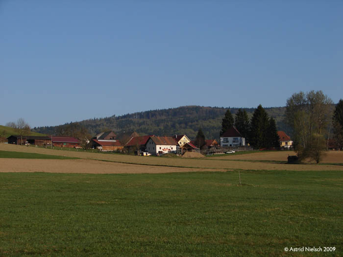 Bavaria: the village