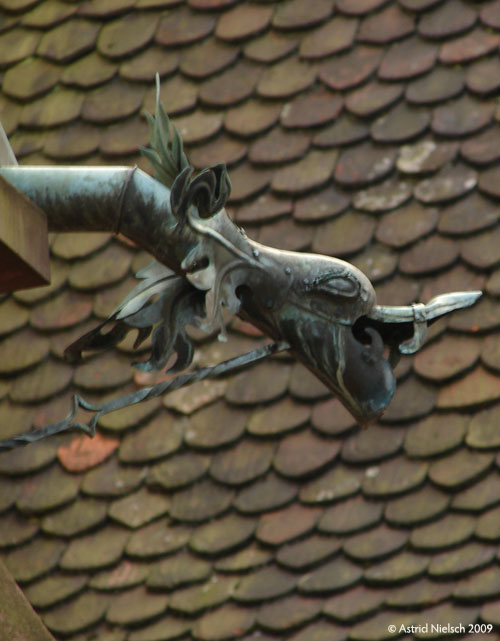 photo: Basel: gargoyle