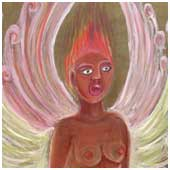 Affordable Art Show: Duo Seraphim: angel 1