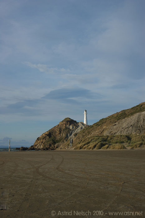 photo: Castle Point lighthouse