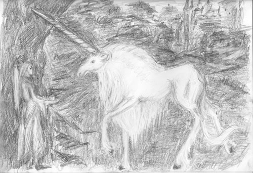 sketch: unicorn