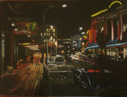 Courtenay Place Shooters Bar by Brendan Grant