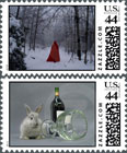 customized US postal stamps by InKibus