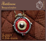 Antikimena - Steampunk pendant, model 2.1 by DragonladyCH