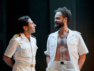 Much Ado about Nothing at the Wyndham theatre, London