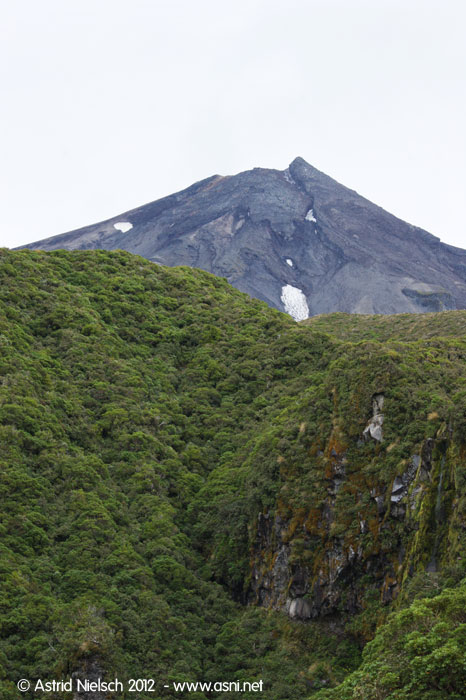Mountain hike, Mt Taranaki