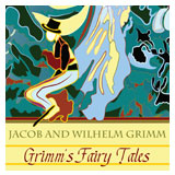 Grimm's Fairy Tales cover design, Puffin Design Award 2012
