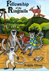 Angela Oliver: The Fellowship of the Ringtails, cover art