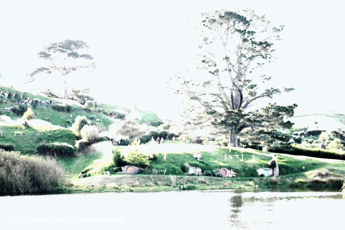Hobbiton, overexposed