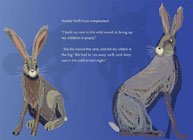 Why the Hare has a split upper lip: page 5, by Astrid Nielsch