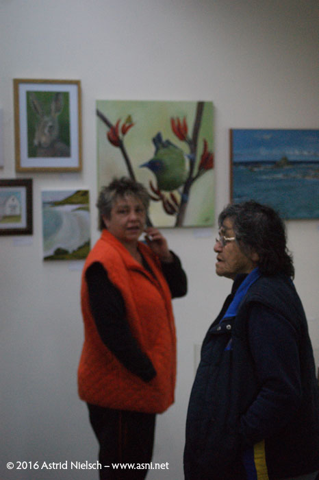 Wairarapa Art Sale in Featherston
