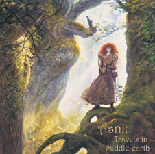 Travels in Middle-earth CD cover