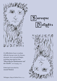 Baroque delights cover