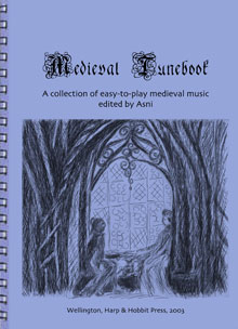 Medieval Tunebook cover